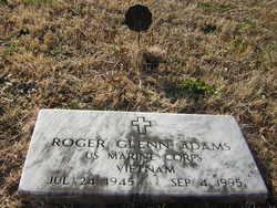 Roger Glenn Adams