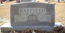 Sue <I>Parrott</I> Barfield