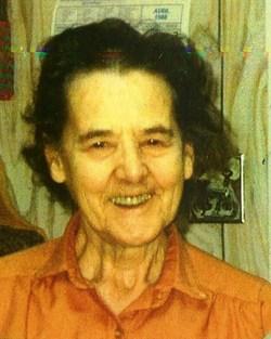 Mary Minolia <I>Gaudet</I> Brown