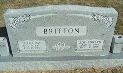 Joe Edward Britton