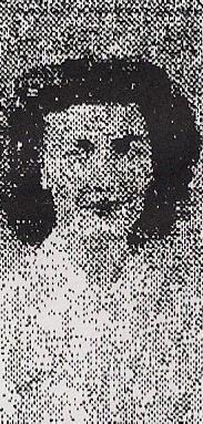 Bonnie Lorraine <I>Gatherum</I> Burbidge