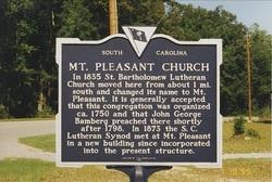 Mount Pleasant Lutheran Church Cemetery
