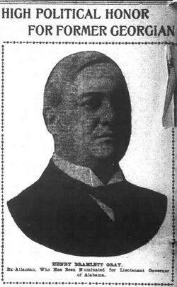 Henry Bramlett Gray
