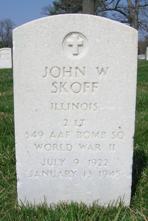 John W Skoff