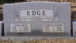 Annie H Edge