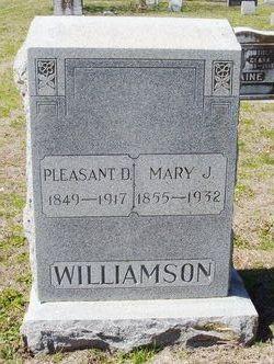 Pleasant D Williamson