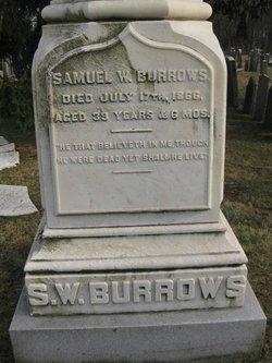 Samuel W Burrows