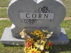 Imogene <I>Weems</I> Corn