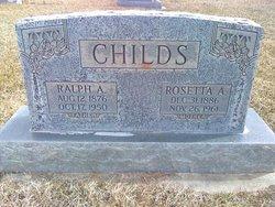Ralph Arlington Childs