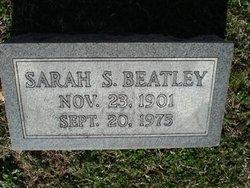 Sarah Ellen <I>Spence</I> Beatley