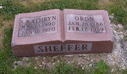 Oron Sheffer
