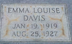 Emma Louise Davis