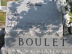 O'Neil Louis Boulet