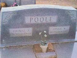Thomas J Poole
