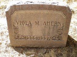 Viola M. Ahern