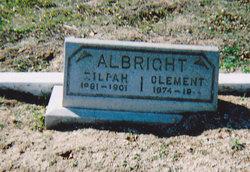 Zilpah Albright