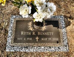 Ruth Ruby <I>Brooks</I> Bennett