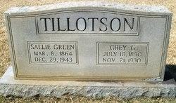 Grey Granderson Tillotson