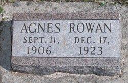 Agnes Rowan