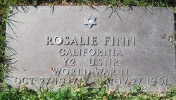 Rosalie Finn