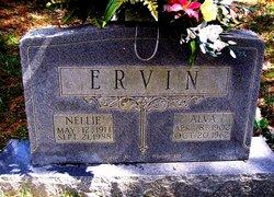 Nellie <I>Dyer</I> Ervin