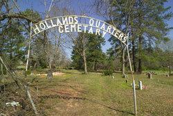 Holland Quarters Cemetery