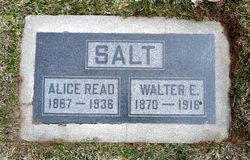 Alice Ellen <I>Read</I> Salt