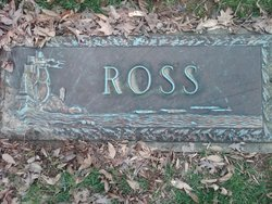 "William Ezra HaCohen ""Billy"" <I>Waldstein</I> Ross"
