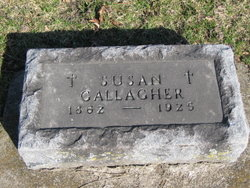 "Susan ""Susie"" <I>Cunningham</I> Gallagher"