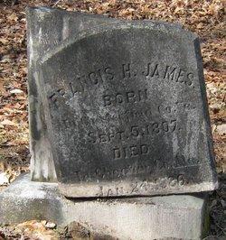 Francis H James