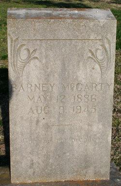 Barney McCarty