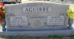 Martha <I>Aguirre</I> Aguirre