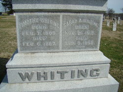 Timothy Whiting