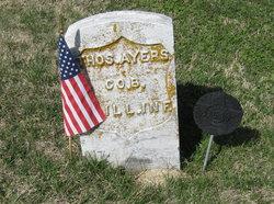 Pvt Thomas. H. Ayers