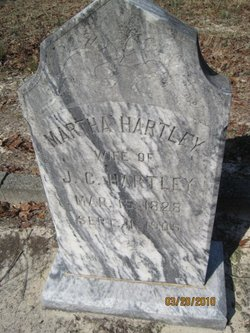 Martha <I>Peterson</I> Hartley