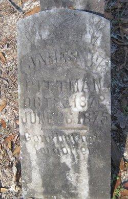 James W Pittman