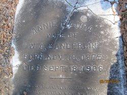 Annie Laura Sanderlin
