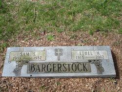 Ethel Marie <I>Carney</I> Bargerstock