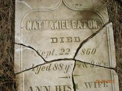 Nathaniel Eaton