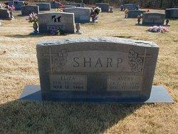 Eliza <I>Redford</I> Sharp