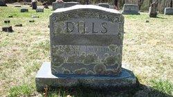 Florence <I>Morgan</I> Dills