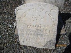 Antoinette V. <I>Melton</I> Colley