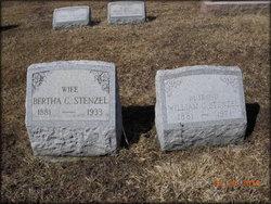 Bertha C. <I>Runge</I> Stenzel