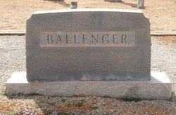Albert Rhett Ballenger, Jr
