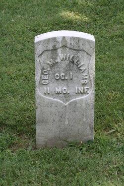 Geo. M. Williams