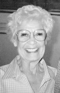 Betty Ross <I>Ross</I> Bunting