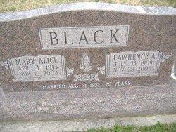 Mary Alice <I>Penner</I> Black