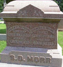 Mary <I>Myers</I> Morr
