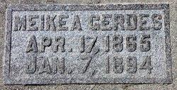 Meikea <I>Aue</I> Gerdes