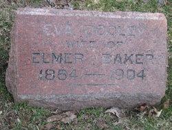 Eva <I>Dooley</I> Baker